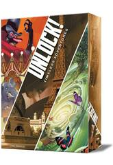 Unlock! Timeless Adventures Asmodee SCUNL06ES