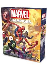 Marvel Champions O Jogo de Cartas Asmodee MC01ES
