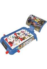 Mario Kart Pinball Electronico con luces y sonidos Lexibook JG610NI