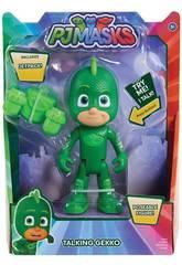 Pj Masks Super Figura Gekko Con Voce Bandai 24695