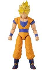 Dragon Ball Super Figur Deluxe Goku Super Saiyan Neue Version Bandai 36192