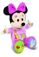 La Mia Prima Bambola Minnie Clementoni 55380
