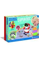 Robot Educativo con Voz Super Doc Clementoni 55379.2
