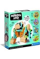 Maker Lab Animaux En Mouvement Clementoni 55374.7