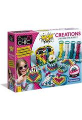 Crazy Chic Wow Set de Bracelets Clementoni 18540
