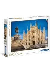 Puzzle 1000 Milan Clementoni 39454