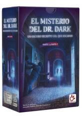 Das Geheimnis von Doctor Dark Teil 1 und 2 Mercurio L0010