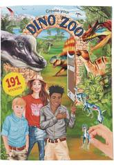 Dino World Create Your Dino Zoo 11400