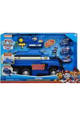 Patrulla Canina Mega Camión Chase 5 En 1 Bizak 61927702
