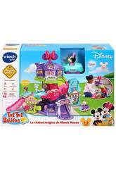 Tut Tut Flitzer Die Magische Stadt von Minnie Mouse Vtech 521822