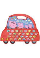 Peppa Pig El Coche Alfabeto de Peppa Vtech 530622