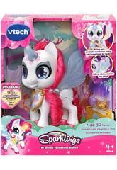 Sparklings Animal Fantástico Unicornio Blanco Vtech 530822