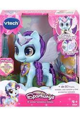 Sparklings Animal Fantástico Unicornio Celeste Vtech 530867