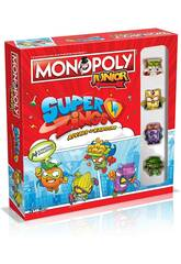 Monopoly Junior Superzings Eleven Force 40563
