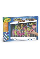 Crayola Planche à Dessin LED Deluxe 25-7246