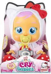 Bebés Chorões Hello Kitty IMC 80133