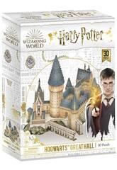 Harry Potter Puzzle 3D Grande Salle de Poudlard World Brands DS1011H