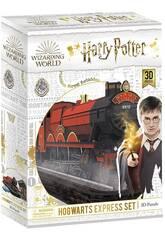 Harry Potter Puzzle 3D Expreso de Hogwarts World Brands DS1010H