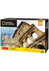 National Geographic Puzzle 3D Römanisches Kolosseum World Brands DS0976H