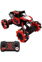 Xtreme Raiders Voiture Monster Krab World Brands XT180916