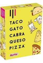 Juego Taco Gato Cabra Queso Pizza Lúdilo 80909