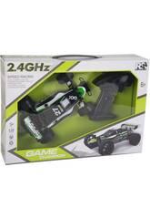 Coche Radio Control 1:20 Champion High Speed Teledirigido Verde