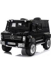 Mercedes Benz Truck Unimog U5000 Funksteuerung 6 v. Schwarz