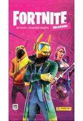 Fortnite Reloaded Official Trading Cards Bustine Panini 8018190012194