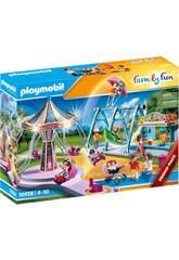 Playmobil Family Fun Gran Parque de Atracciones 70558
