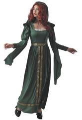 Disfraz Princesa Medieval Mujer Talla M