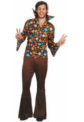 Déguisement Hippie Homme Taille L
