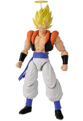 Dragon Ball Super Figurine Deluxe Super Saiyan Gogeta Bandai 36768