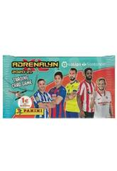 Sobre La Liga Adrenalyn XL 2020/2021 Trading Card Game Panini 004221B6B