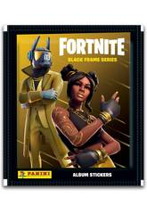 Fortnite Paquet Black Frame Series 2021 Panini 003986KBE8