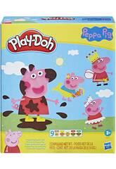 PlayDoh Peppa Pig Crea y Diseña Hasbro F1497