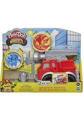 Playdoh Mini Camion de Pompiers Hasbro F0649
