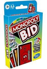 Juego de Mesa Monopoly Bid Hasbro F1699