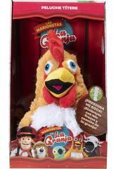 La Ferme de Zénon Marionnette Musicale Gallo Bartolito Bandai AR84500