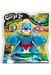 Heroes Of Goo Jit Zu Súper Figurine Dino Power Bandai CO41115
