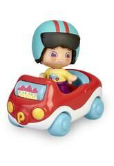 Ma première Pinypon Happy voiture Famosa 700016382