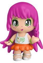 Pinypon Figurine Série 11 Cheveux Roses Famosa 700016215