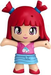 Pinypon Figur Serie 11 Rotes Haar Famosa 700016215