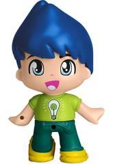 Pinypon figura serie 11 capelli blu Famosa 700016215