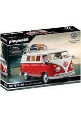 Playmobil Furgoneta Volkswagen T1 Camping Bus 70176