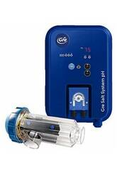 Chlorinateur Salin Électrolyse pour Piscines de jusqu'à 60.000 L Gre SCGPHP60