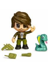 Pin y Pon Action Wild Figura con Serpiente 700016420