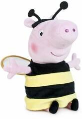 Peluche Peppa Pig Explorer 20 cm. Peppa Famosa 760019337
