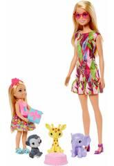 Barbie e Chelsea compleanno Mattel GTM82