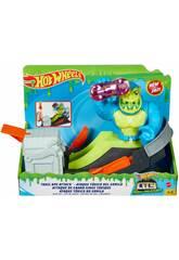 Hot Wheels City vs Toxic Creatures Attacco Tossico Gorilla Mattel GTT66