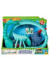Hot Wheels City vs Toxic Creatures Attaque de Scorpion Toxique Mattel GTT67